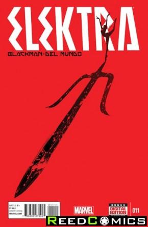 Elektra Volume 3 #11