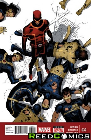 Uncanny X-Men Volume 3 #32