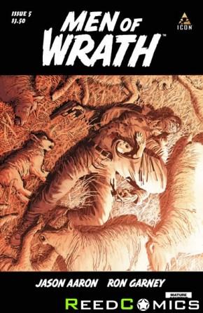 Men of Wrath by Jason Aaron #5