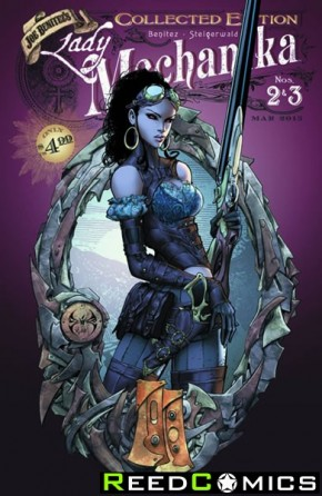 Lady Mechanika #2 & #3 Collected Edition