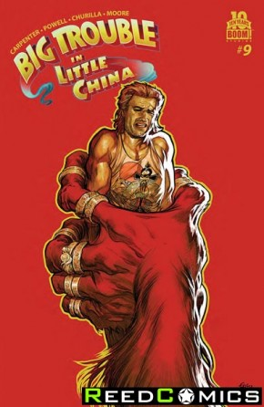 Big Trouble in Little China #9 (Random Cover)
