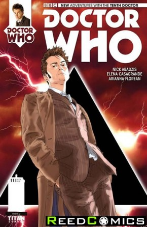 Doctor Who 10th #11