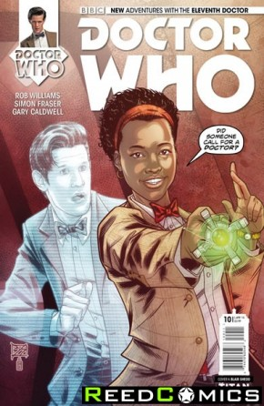 Doctor Who 11th #10