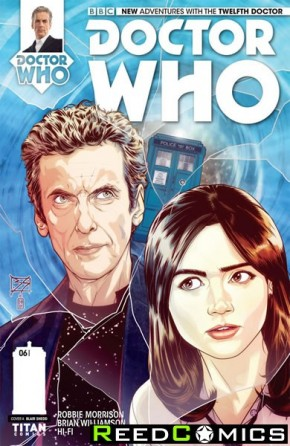 Doctor Who 12th #6