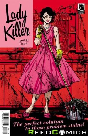 Lady Killer #1 (2nd Print)