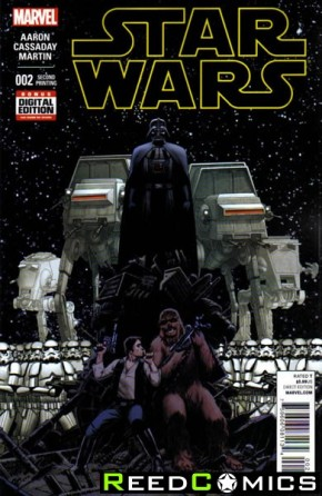 Star Wars Volume 4 #2 (2nd Print)