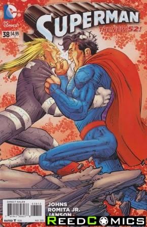 Superman Volume 4 #38 (2nd Print)