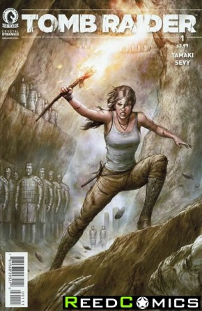 Tomb Raider 2016 #1