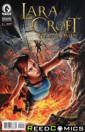 Lara Croft Frozen Omen #5