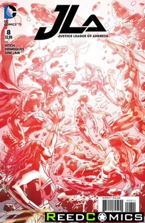 Justice League of America Volume 4 #8