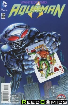 Aquaman Volume 5 #49 (Neal Adams Variant Cover)