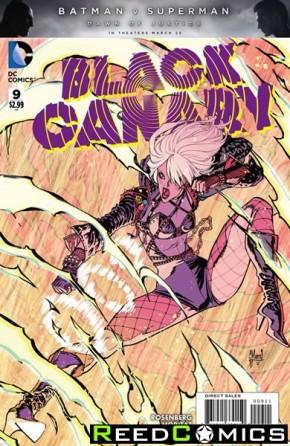 Black Canary Volume 4 #9