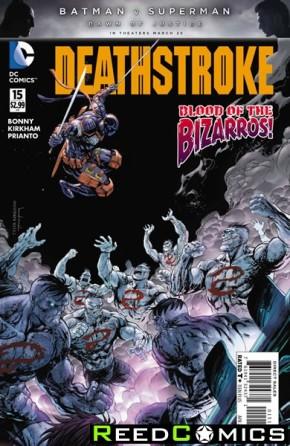 Deathstroke Volume 3 #15