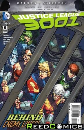 Justice League 3001 #9