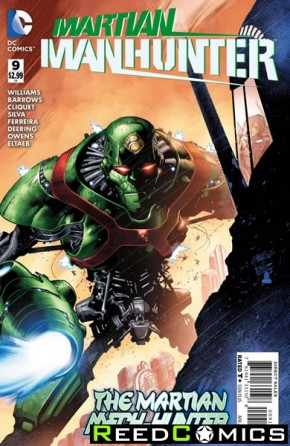 Martian Manhunter Volume 4 #9