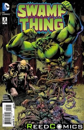 Swamp Thing Volume 6 #2