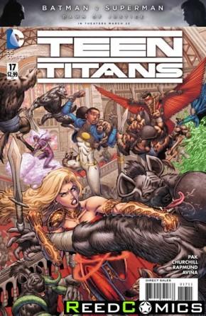 Teen Titans Volume 5 #17