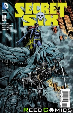 Secret Six Volume 4 #11