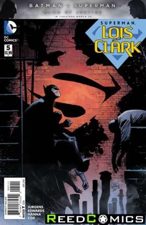 Superman Lois and Clark #5