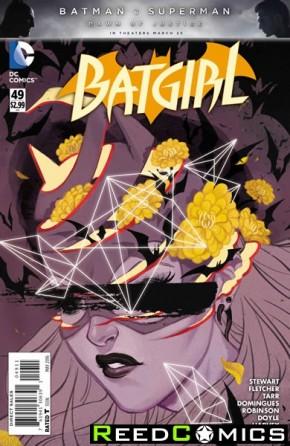 Batgirl Volume 4 #49
