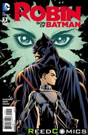 Robin Son of Batman #9