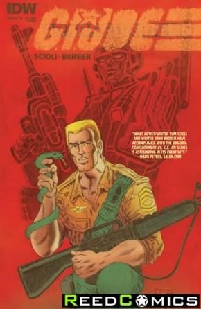 Transformers vs GI Joe #11