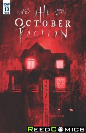 October Faction #13