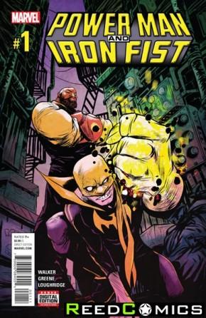 Power Man and Iron Fist Volume 3 #1