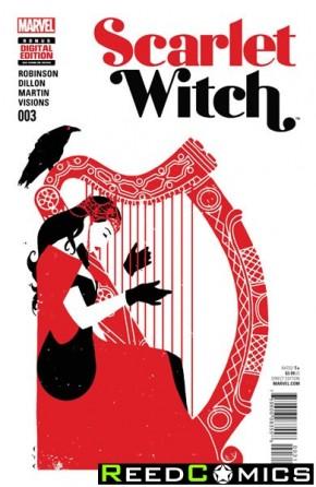 Scarlet Witch Volume 2 #3