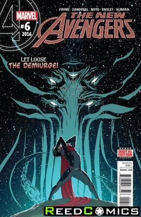 New Avengers Volume 4 #6