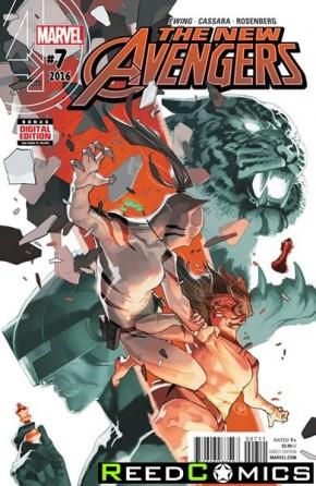 New Avengers Volume 4 #7