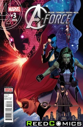 A-Force Volume 2 #3