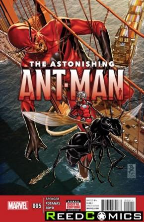 Astonishing Ant Man #5
