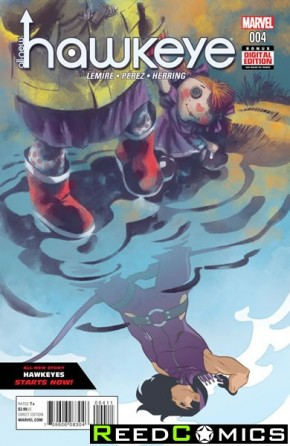 All New Hawkeye Volume 2 #4