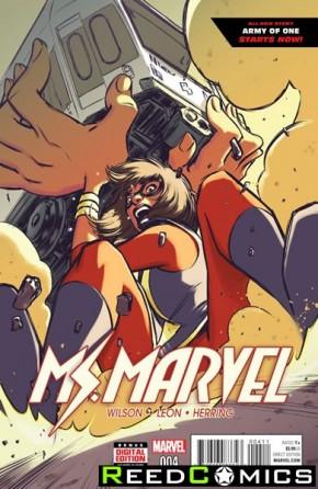 Ms Marvel Volume 4 #4