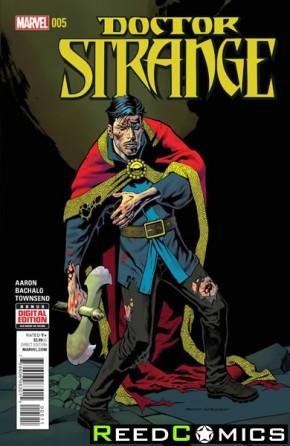 Doctor Strange Volume 4 #5 (1st Print)
