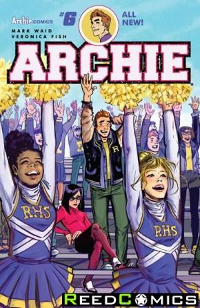 Archie Volume 2 #6