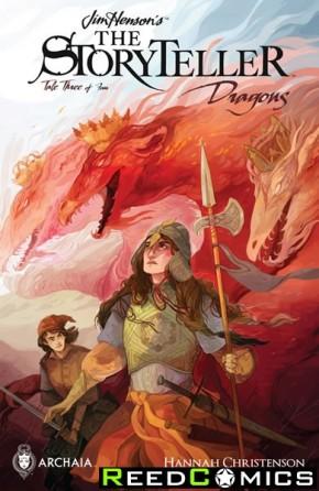 Jim Hensons Storyteller Dragons #3