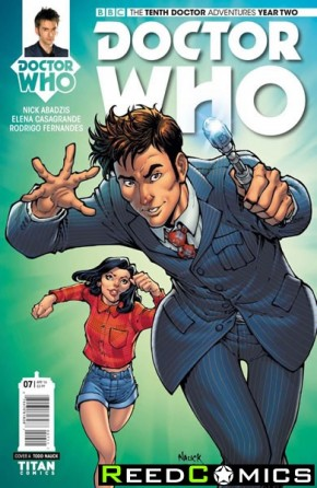 Doctor Who 10th Year Two #7