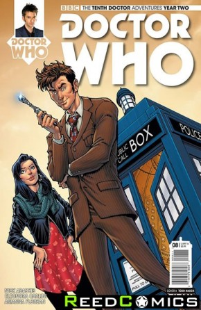 Doctor Who 10th Year Two #8