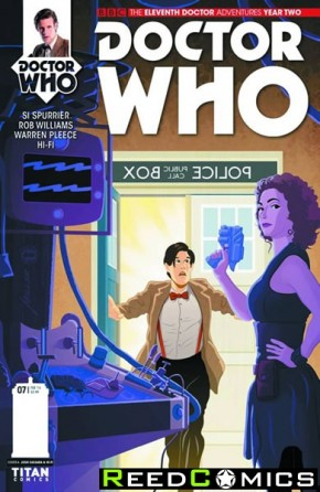 Doctor Who 11th Year Two #7