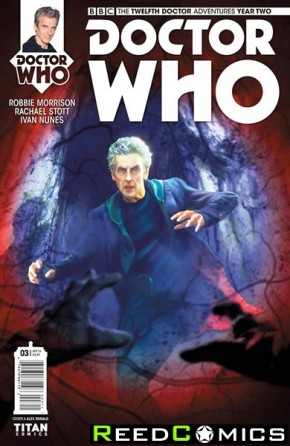 Doctor Who 12th Year Two #3