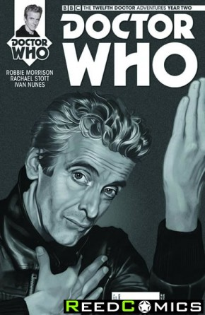 Doctor Who 12th Year Two #3 (1 in 10 Incentive Variant Cover)