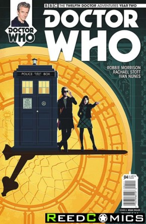 Doctor Who 12th Year Two #4