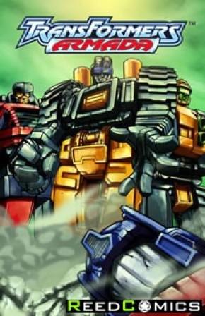 Transformers Armada #10