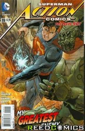 Action Comics Volume 2 #19