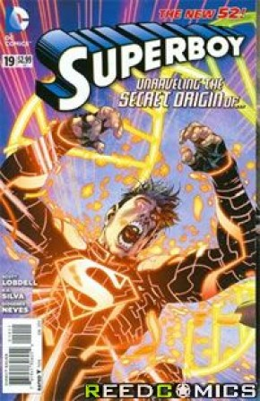 Superboy Volume 5 #19