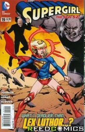 Supergirl Volume 6 #19