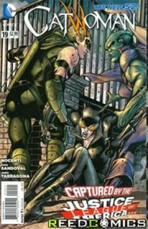 Catwoman Volume 4 #19