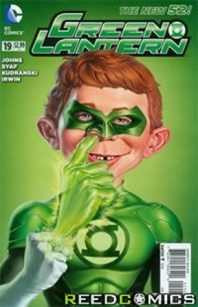 Green Lantern Volume 5 #19 (1 in 10 Incentive)